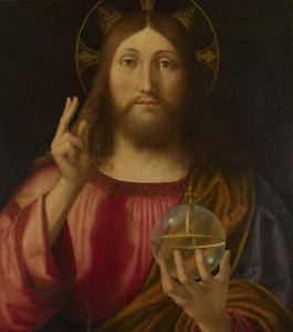 Andrea Previtali Salvator Mundi