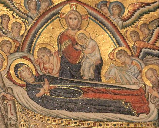 Santa Maria Maggiore Dormizione di Maria