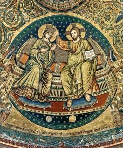 L'incoronazione di Maria Vergine