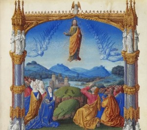 The_Ascension_Tres Riches Heures du Duc de Berry