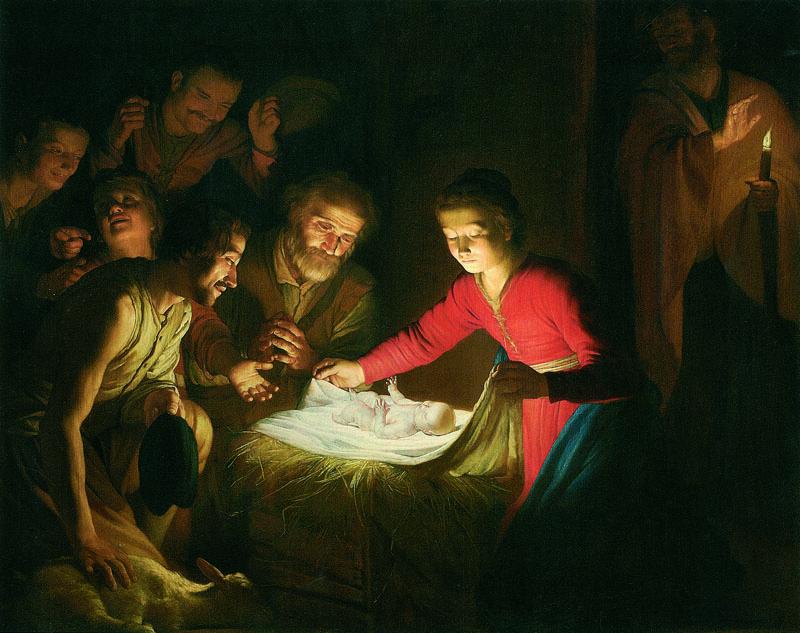 Pastore Gherardo delle Notte