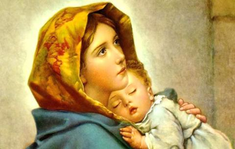 Our Lady Mother of God