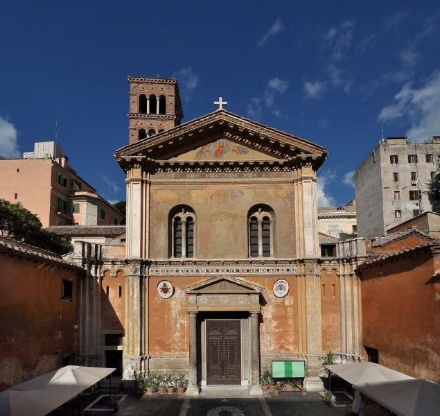 St Prudenziana Church