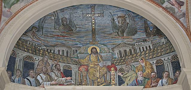 St Prudenziana Mosaic