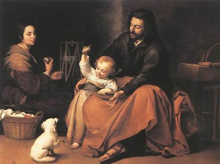 The-Holy-Family-Murillo