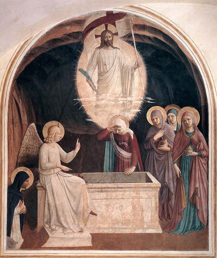 Fra_Angelico_-_Resurrection_of_Christ 1
