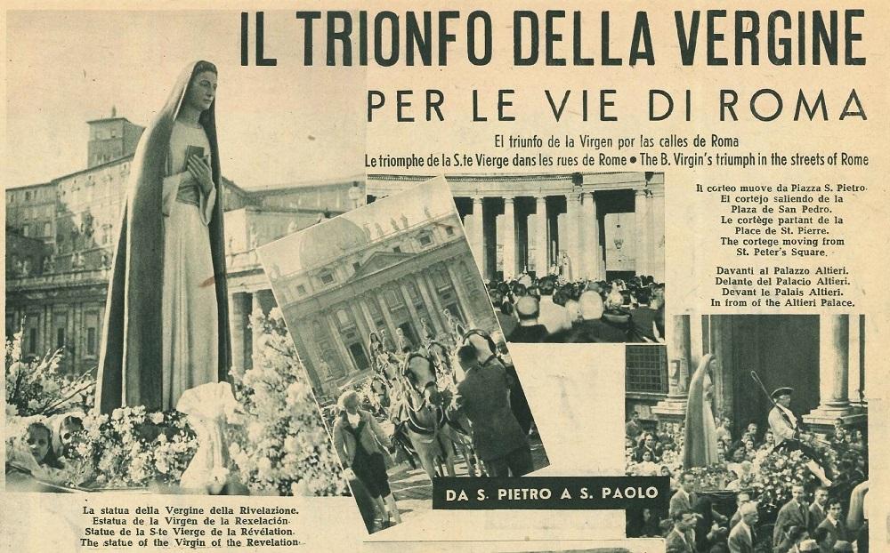 Processione della Vergine RED