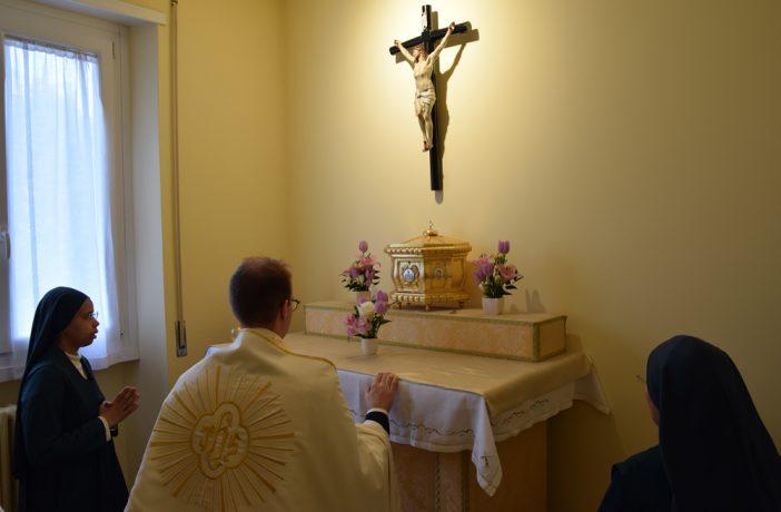 MDR in preghiera