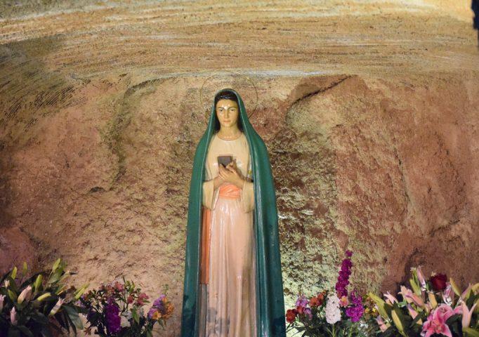 La Vergine della Rivelazione