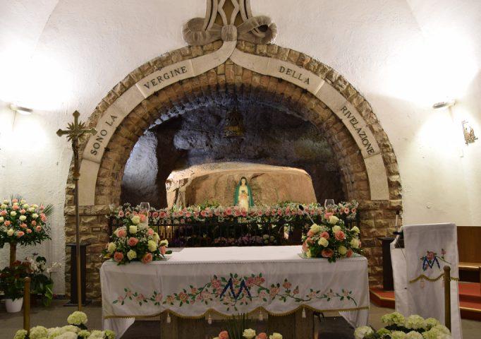 Sancturario della Vergine della Rivelazione